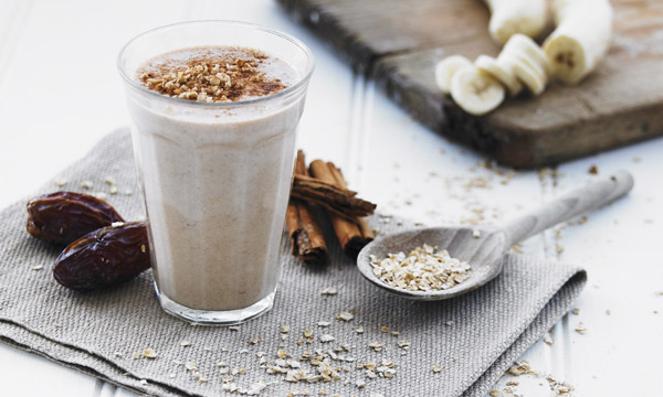 Banana Oat Smoothie